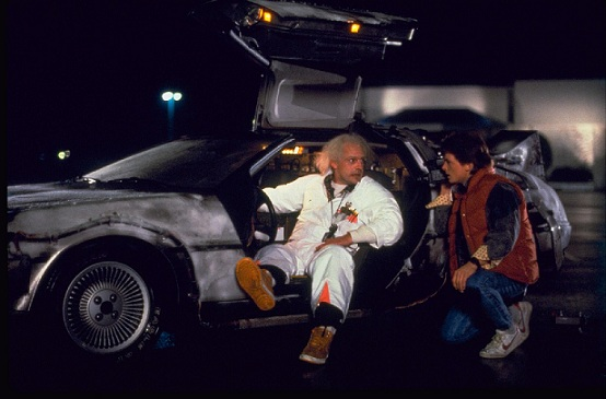 Back to the Future – Marty Costume
