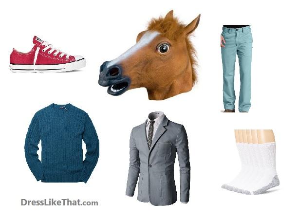 bojack horseman costume ideas