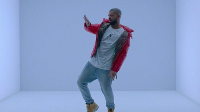 Drake – Hotline Bling – Puffer Jacket Costume