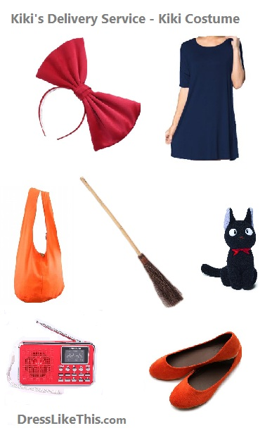 kikis delivery service - kiki costume ideas