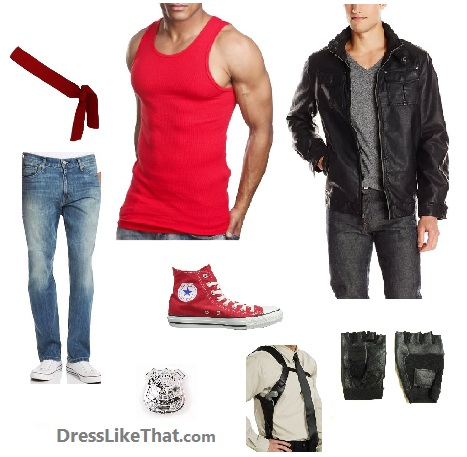 kung fury costume idea