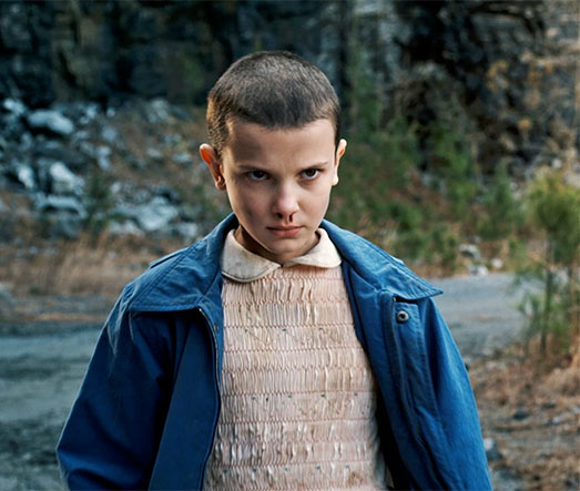 eleven - stranger things costume