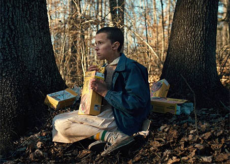 eleven - stranger things costume 02