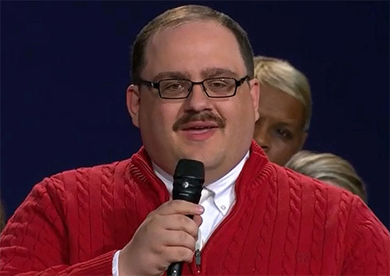 kenneth bone - presidential debate costume 01