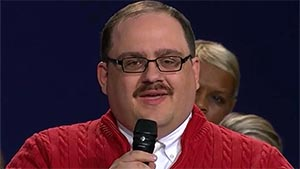 Kennneth Bone – Presidential Debate Costume