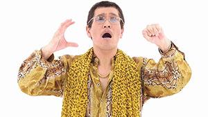Piko Taro – Pen-Pineapple-Apple-Pen (PPAP) Costume