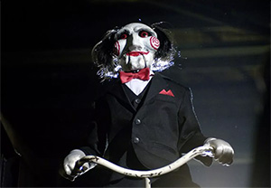 Billy the Puppet – Saw Costume