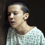 Eleven - Hospital Gown Costume - Stranger Things
