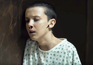 Eleven – Hospital Gown Costume – Stranger Things