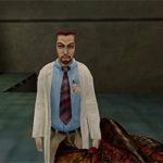 Gordon Freeman - Half-Life Lab Suit Costume
