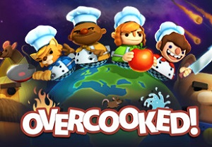 Overcooked Chef Costume