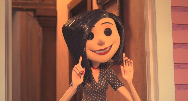 coraline - other mother